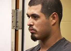 Antolin Garcia-Torres is 23-years-old and lives in Morgan Hill. In an unrelated case, his father was convicted of raping Antolin Garcia-Torres's sister for years.