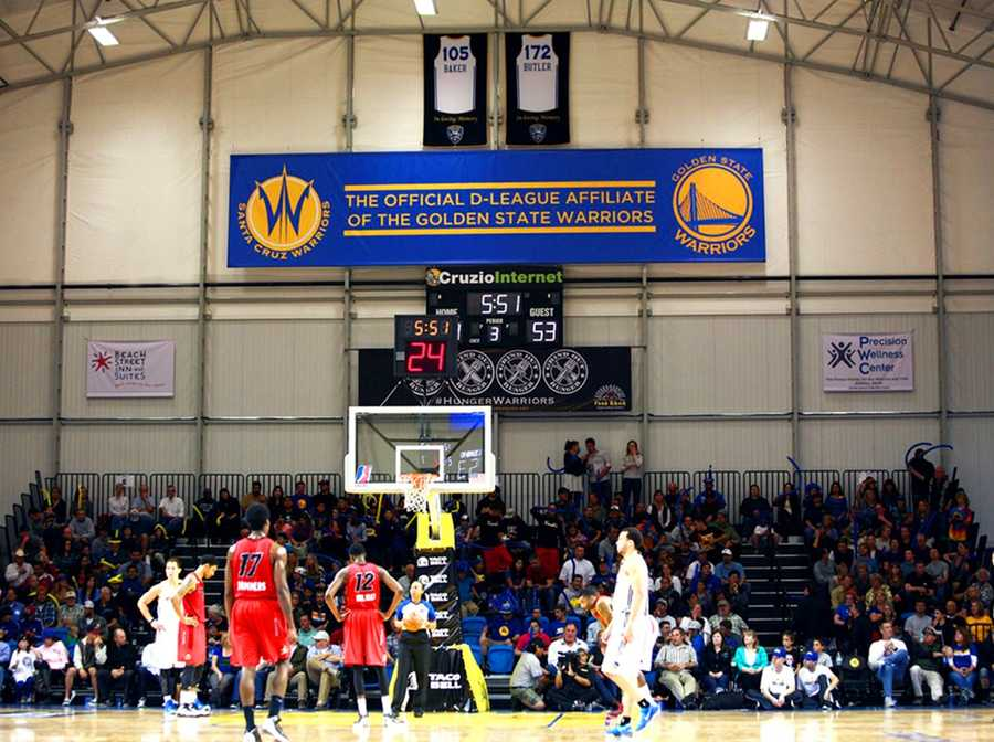 On March 25, 2013 the Santa Cruz Warriors basketball team retired two jerseys to honor Butler and Baker. The jersey have the officers' names and badge numbers on them and will remain hanging inside the Warriors' arena in downtown Santa Cruz.