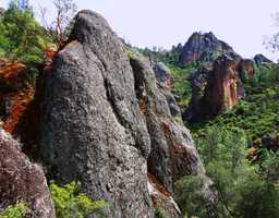 "Pinnacles National Park is a favorite among hikers, rock climbers, and other outdoor enthusiasts because of its unique natural rock formations. The ancient jagged volcanic spires were formed by Neenach Volcano erupting over 23 million years ago.""Soledad, which lies just 12 miles to the west of the Pinnacles, has sought to capitalize on the tens of thousands of new park visitors expected to flock this spring and summer to the country's newest national park,"" Bonilla said."