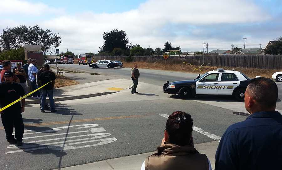 Three people were shot in broad daylight July 25 on Boronda Road and Calle Del Adobe. Jose Alfredo Espinoza, 42, of Salinas, died at the scene.Espinoza and two friends had been trying to repair their car that broke down on the side of the road when multiple gunmen opened fire on them. The gunmen were last seen running through farm fields. The two surviving victims were identified as 24-year-old Jerry Garcia and 35-year-old Jorge Lopez Rodriguez.