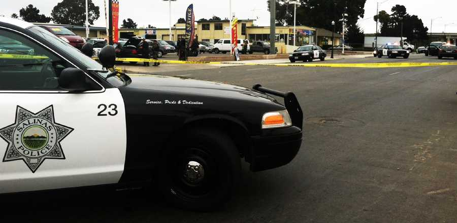 On July 26, a Salinas gang task force killed 30-year-old Juan Luis Acuna during a shootout here on East Market Street. Acuna was a homicide suspect.