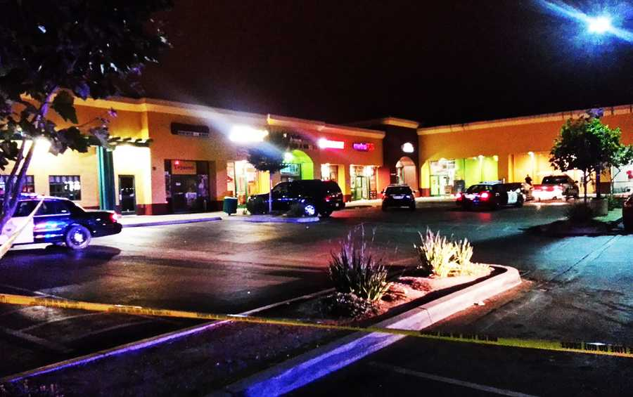 A brawl broke out here between two groups inside Tacos Choice restaurant at 624 Williams Road on Aug. 5. When the fight spilled outside into a parking lot, a man began firing into the crowd and killed three victims.Four more victims were treated at local hospitals for non-life-threatening injuries. The Central Coast does not have a trauma center and helicopters could not fly any victims to trauma centers in the Bay Area because it was too foggy to fly.