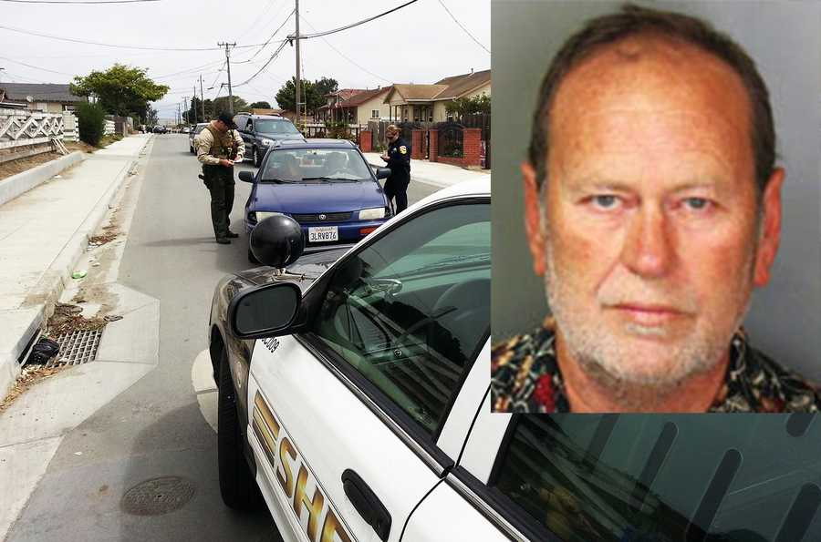 A registered child sex offender, Donald Wayne Crisp, was shot outside his Salinas house and died the next day at a trauma center. Crisp, 58, was shot multiple times at 10:35 a.m. Aug. 12 in his driveway on the 400 block of Hyland Drive.
