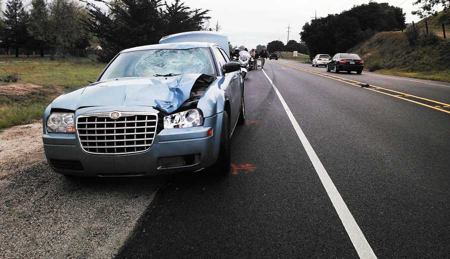 On March 27, 2014, a pedestrian was hit and killed by a car on the westbound lanes of Highway 68 near the Portola Road exit at 6:10 a.m. The CHP said a 70-year old Monterey man was attempting to cross Highway 68 from the south side of the roadway when a 2009 Chrysler hit him. He was pronounced dead at the scene. The Chrysler was driven by a 52-year-old Soledad woman.