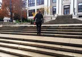 Santa Cruz High School was closed Wednesday as the FBI and police investigate the threat of a mass shooting.