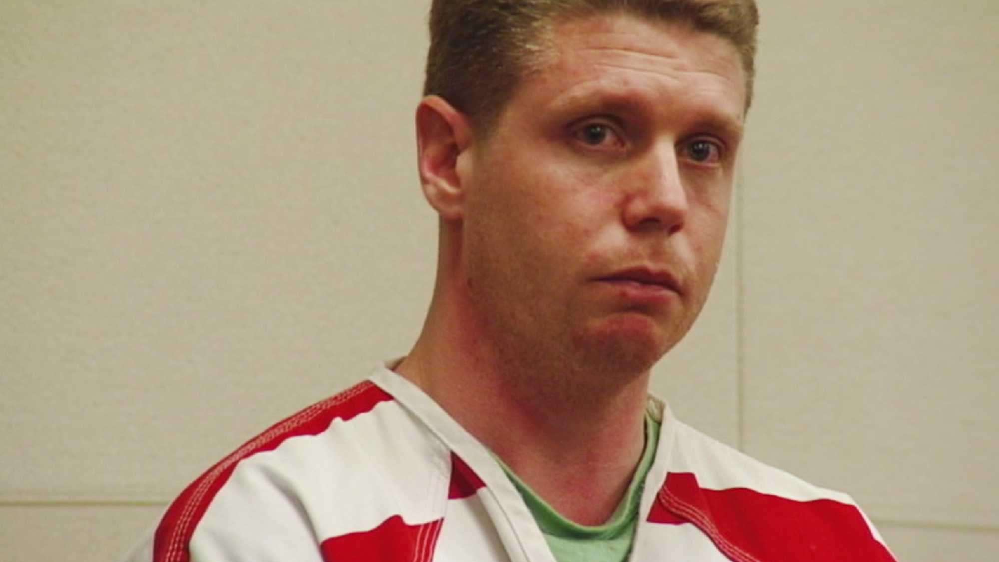 Stuart Elder is seen at his sentencing on April 1, 2015.
