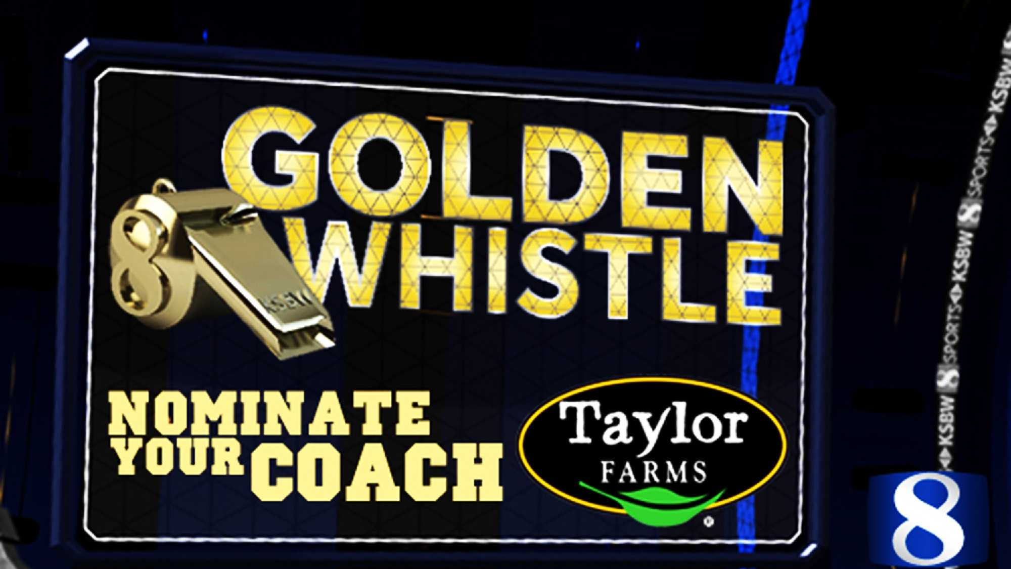 Golden Whistle Award