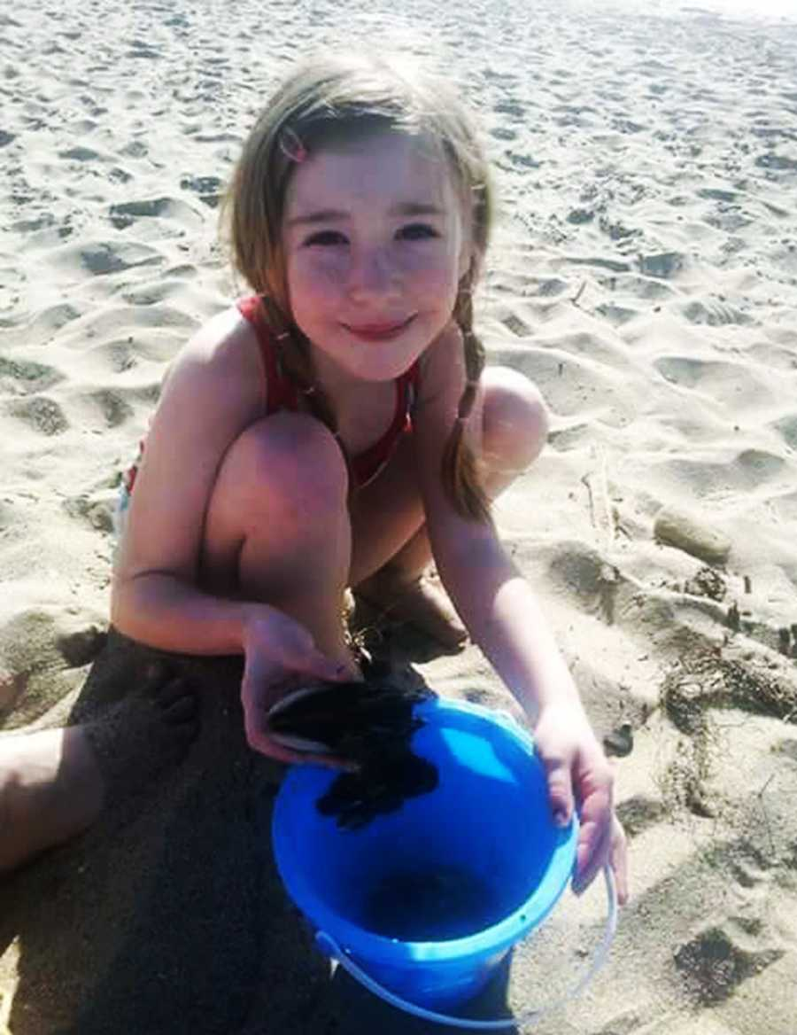 "Friends and neighbors described the 8-year-old, who everyone called ""Maddy,"" as outgoing and full of spunk."