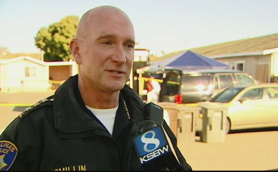 """""""In my 32-year career, this is the most egregious child abuse homicide case I've ever seen,"""" Salinas Police Chief Kelly McMillin said."""
