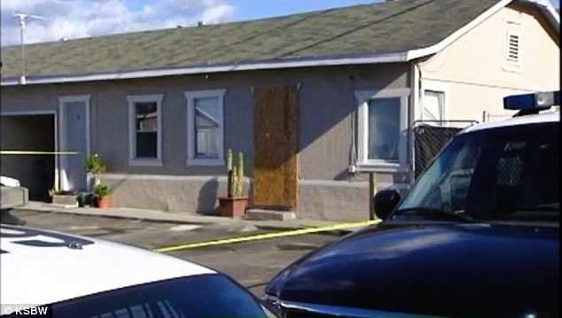 When Huntsman, Curiel, and the young children left this Salinas apartment and went to a friend's house in Quincy, Calif., Plumas County Child Protective Services alerted the sheriff because agents found a tortured 9-year-old girl.