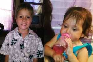 The homicide victims were 6-year-old Shaun Tara, and his sister, 3-year-old Delylah Tara.