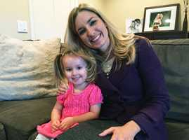 "KSBW Anchor Brittany Nielsen interviewed Brielle after her first ""Ellen"" appearance."