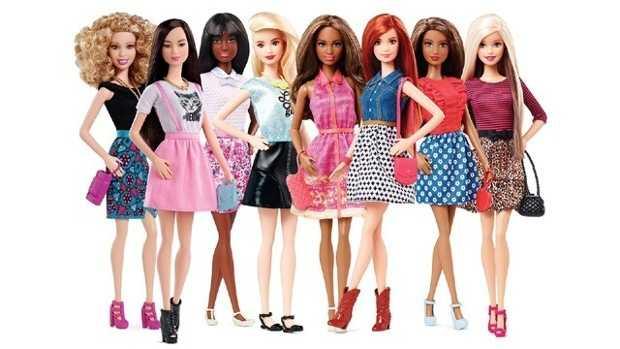 New Barbie