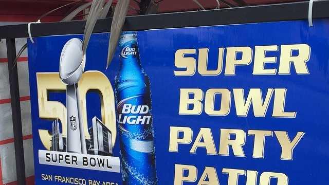 San Jose turns city plazas into Super Bowl fan zones