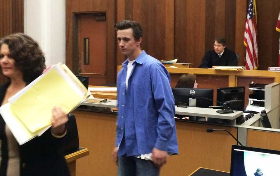 Joseph Smith, 18, of Aptos, is now facing eight years in prison.