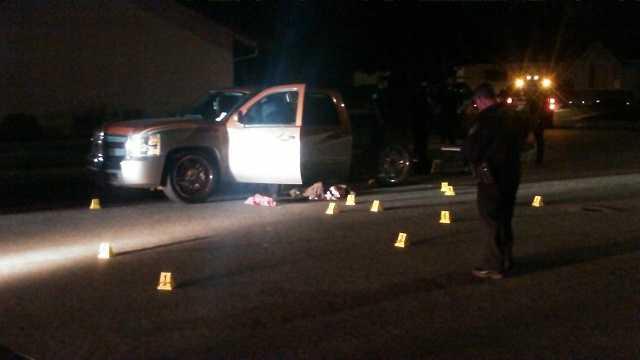 1 injured in Salinas shooting
