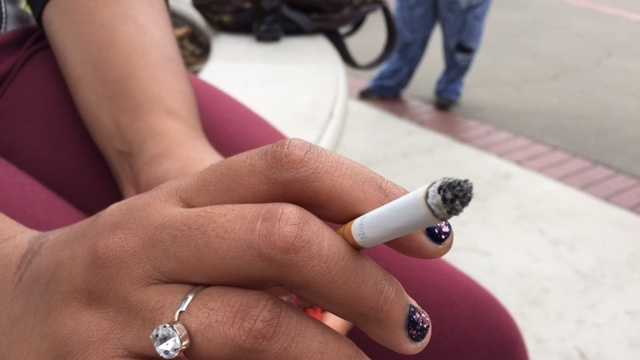 California lawmakers are considering raising the smoking age to 21.