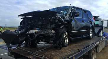 Two people died in a head-on crash on Highway 1 between Moss Landing and Castroville on March 21.
