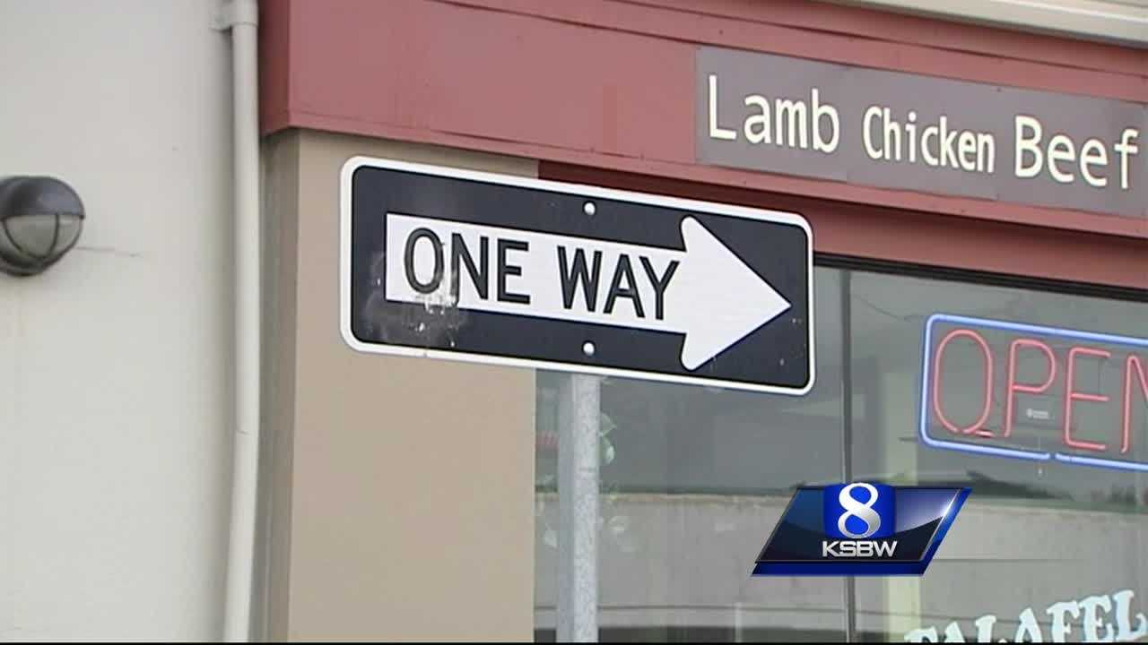 City leaders are considering permanently switching the direction drivers travel on the one-way street.
