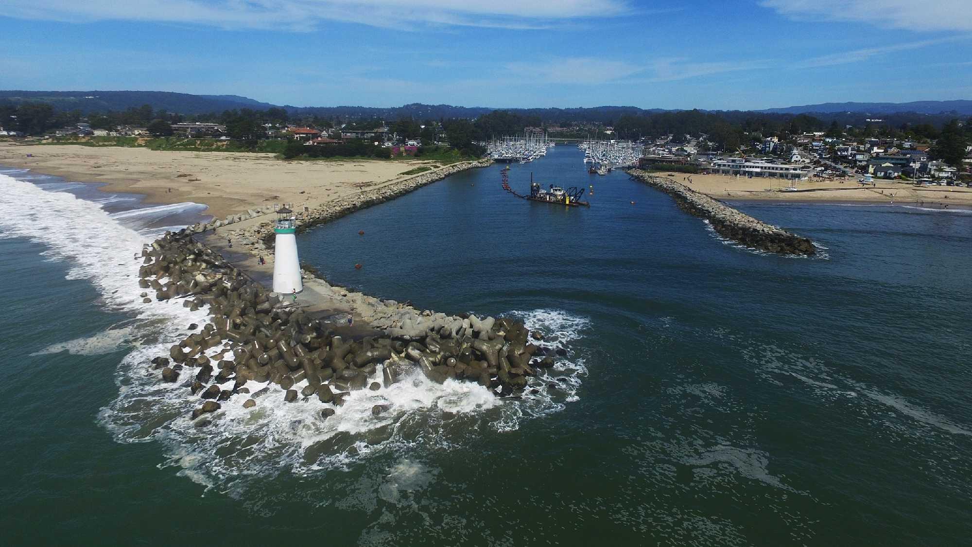 Santa Cruz Harbor