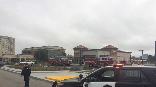 Fire put out at new Seaside In-N-Out Burger
