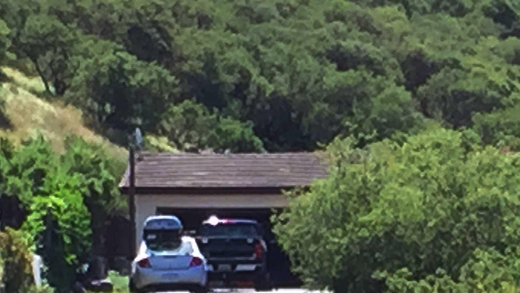 Pine Canyon Road