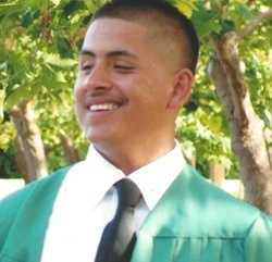 Ryan Christopher Contreras, 23, of Salinas, was shot numerous times on the 1000 block Atlantic St. on Jan. 16.