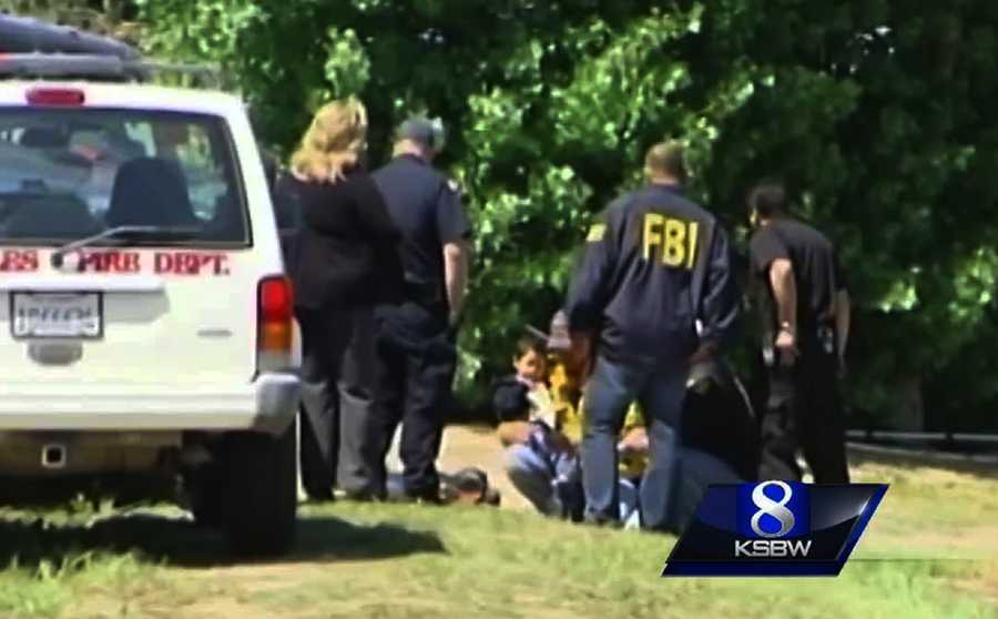 """The situation could have turned deadly, police said. """"When you abandoned that vehicle, and park it in an abandoned shed in the middle of a field with nothing around, especially in (hot) weather like this, you have to take into consideration what that's going to do to that child,"""" Soledad Police Chief Eric Sills said. """"There's only a certain amount of time that child can survive."""""""