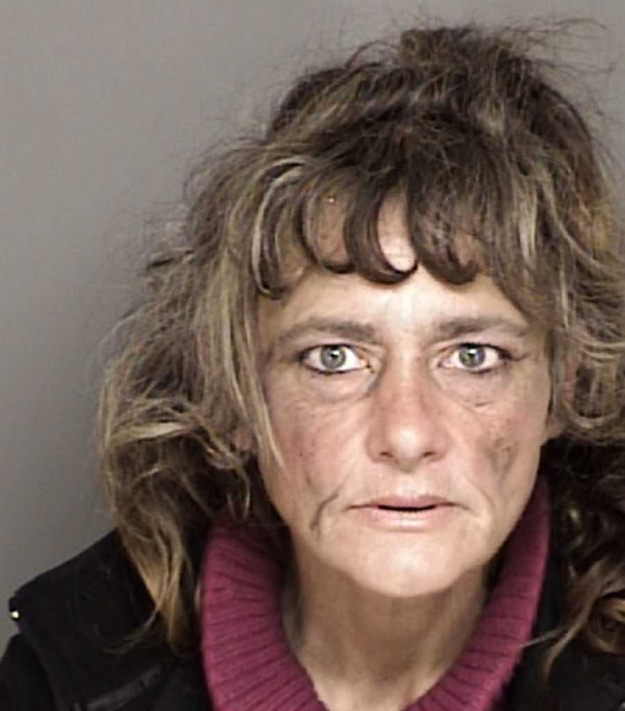 A woman was walking through a security station at the Salinas courthouse when deputies noticed that she looked like she was under the influence of drugs on April 28. Anissa Nix, 46, was searched and deputies found 3.5 grams of heroin. Nix also had several syringes, razor blades, and tinfoil with her. She was arrested on suspicion of drug possession, possession of drugs for sale, and being under the influence of narcotics.