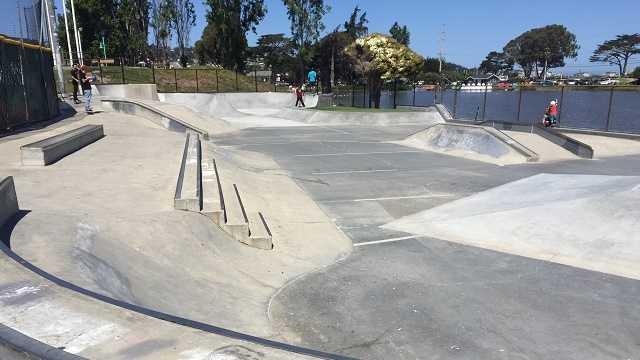 El Estero skate park opens up in Monterey