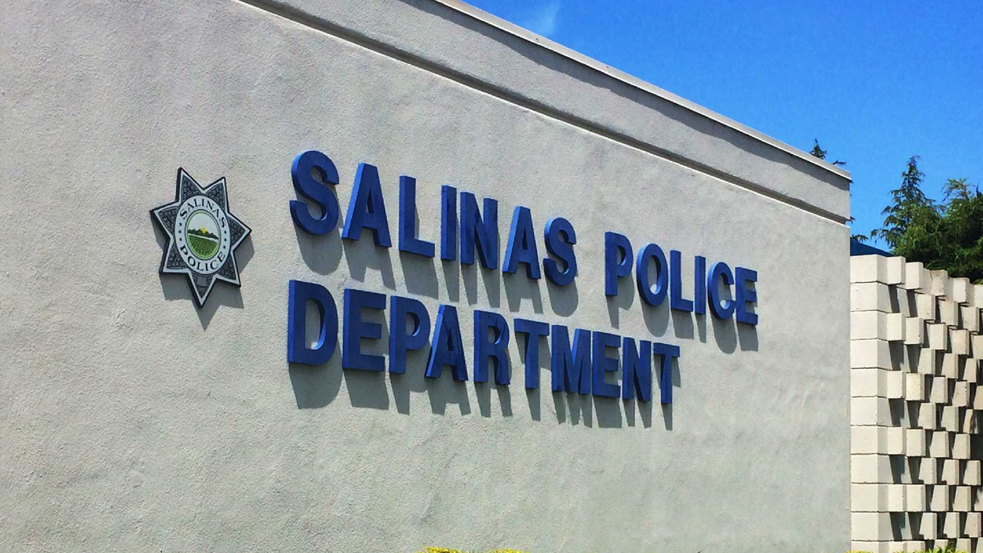 Salinas police station