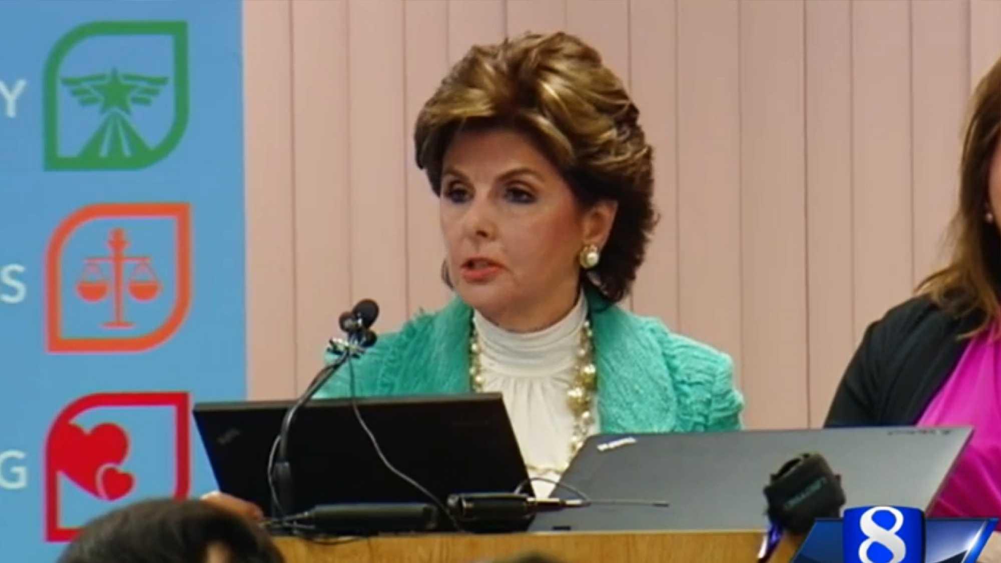 Attorney Gloria Allred