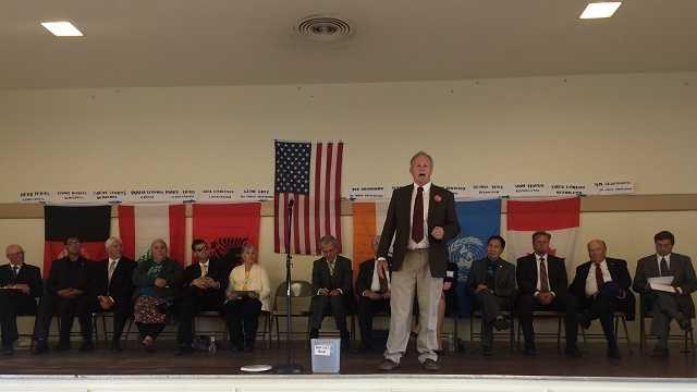 Candidates for U.S. Senate debate in Monterey