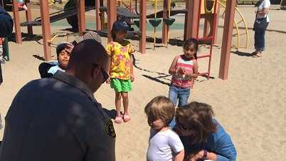 Santa Cruz sheriff's debut summer outreach program