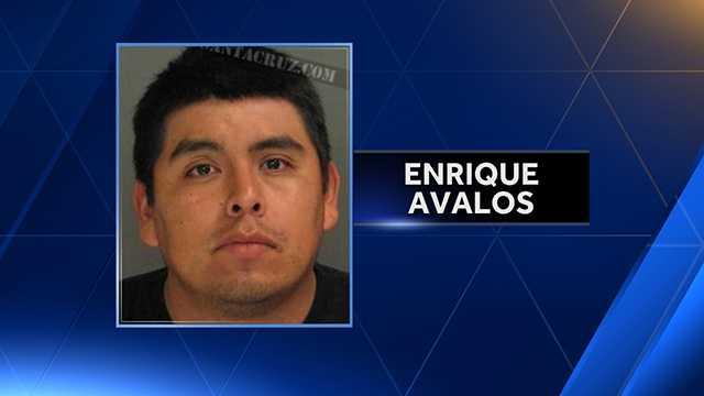 Enrique Avalos, Watsonville, assault, Pelican Drive,