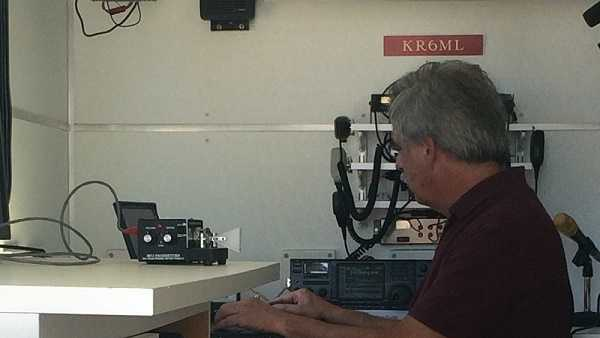 Ham radio operators prepare for emergency response