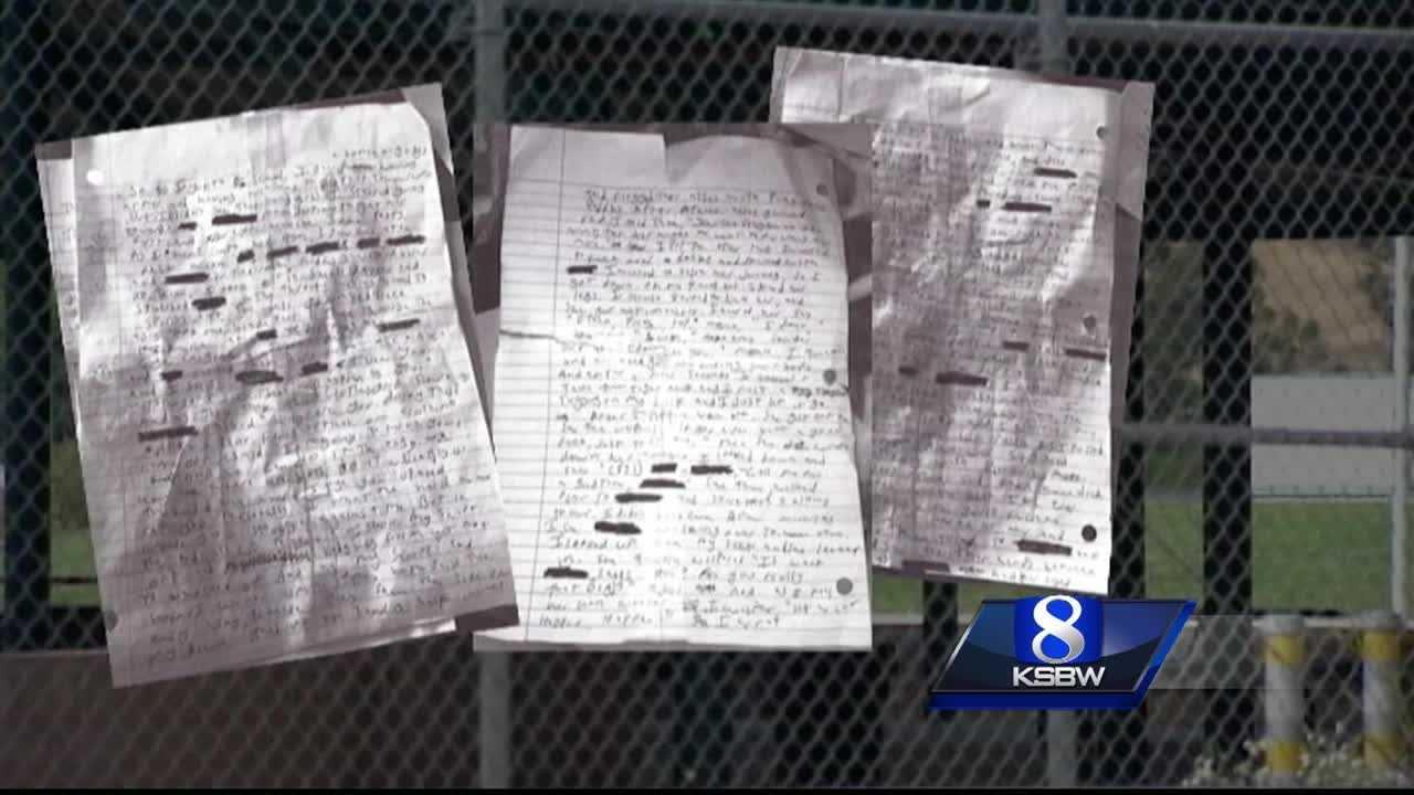 rape letter