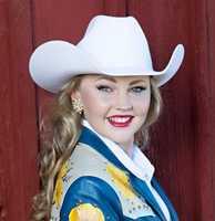 Isabeau Ennis – Miss Tehachapi Mountain Jr. Rodeo