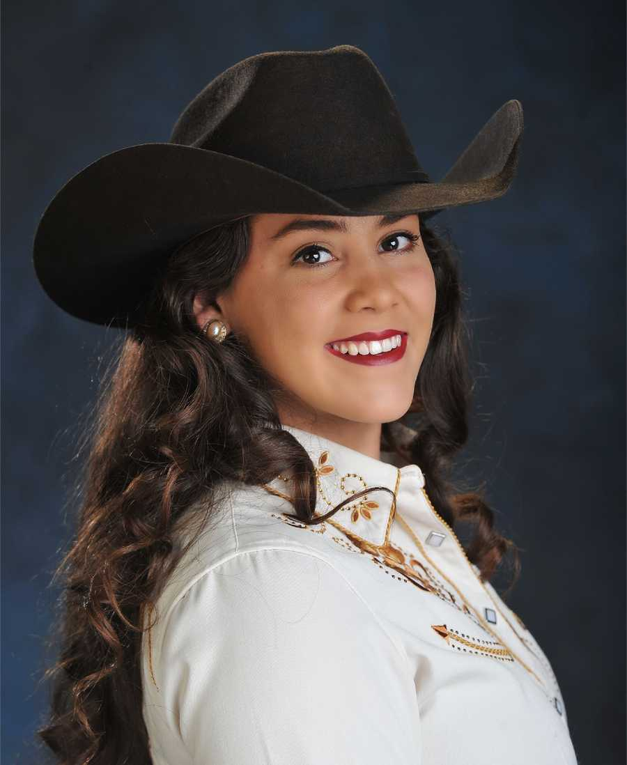 Sylvana Talamantes – Miss Tuolumne County Sheriff Posse