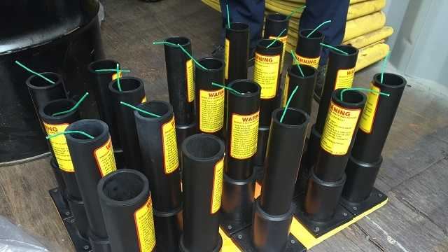 About 800 reports of fireworks made in last week in Salinas