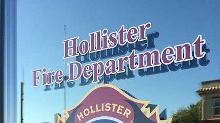 Hollister Fire