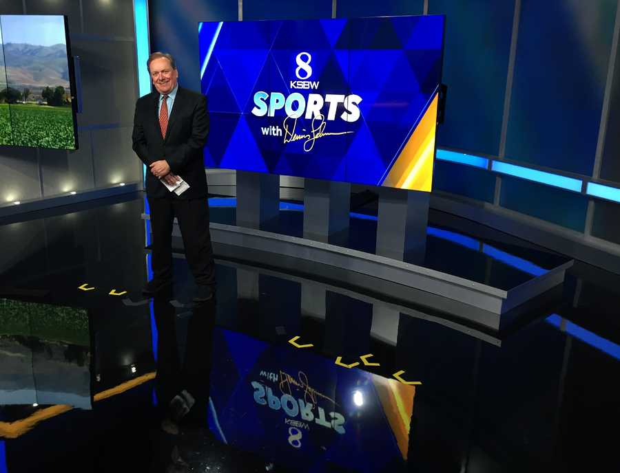New sports set with Sports Anchor Dennis Lehnen