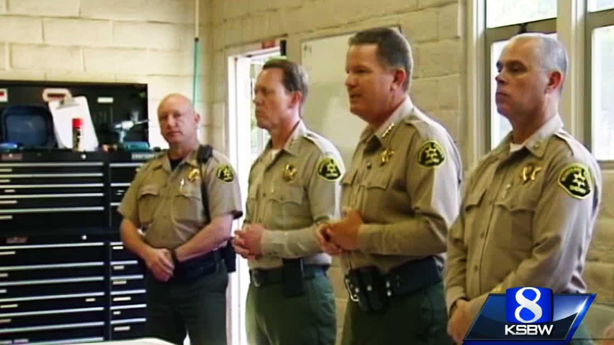 Sheriff Bernal