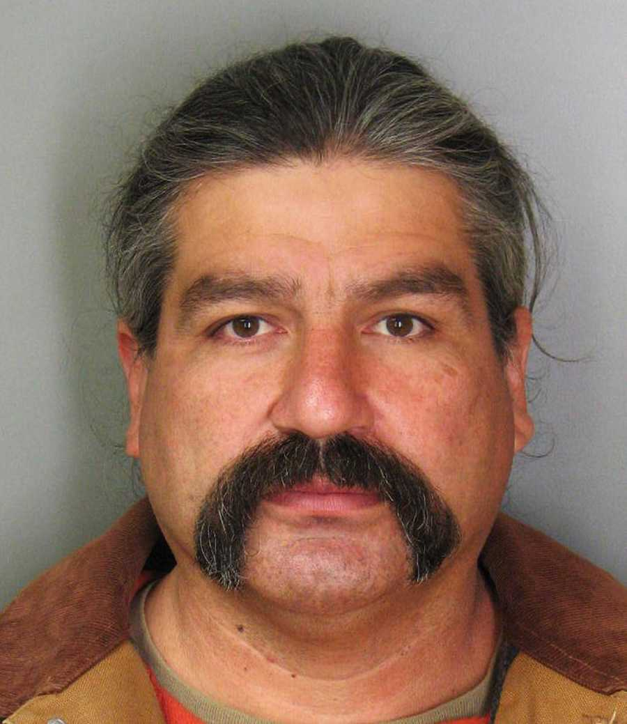 Michael Garcia was arrested at 550 Sutter Avenue in Salinas.