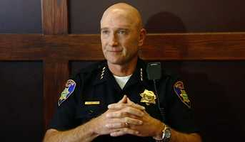 """McMillin told KSBW, """"I can't describe the relief that I felt when I got the call from the sergeant who told me that firearm had been recovered. It was just a tremendous sense of relief."""""""