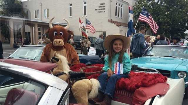 Kiddie Kapers, Colmo Del Rodeo parades kick off Big Week