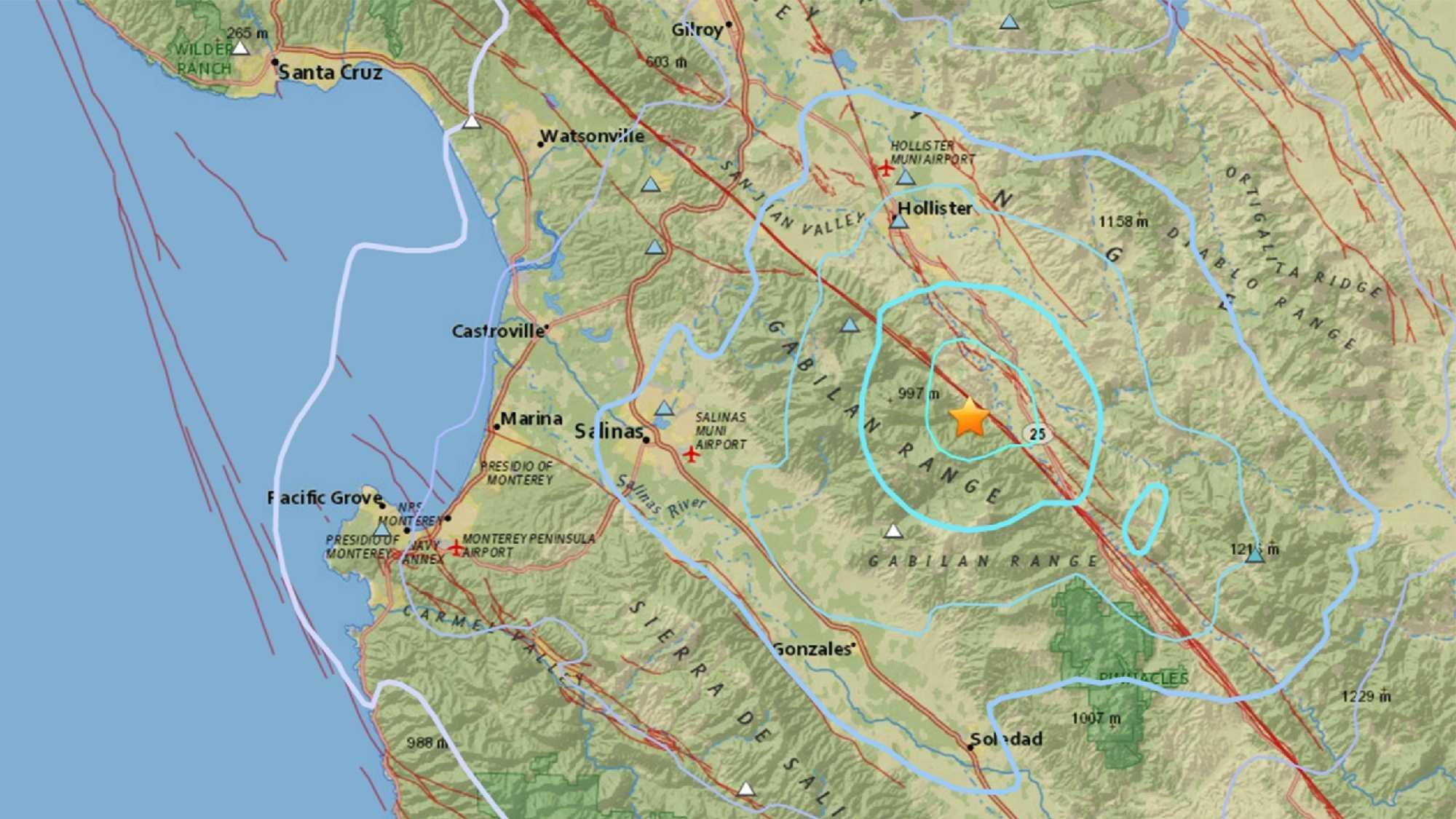 4.2-magnitude earthquake (July 19, 2016)