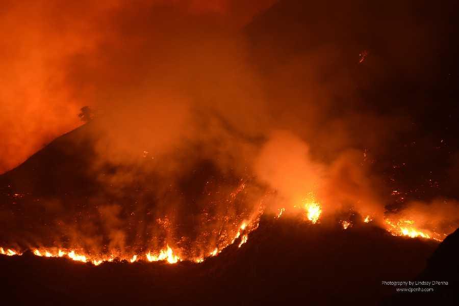 The Soberanes Fire