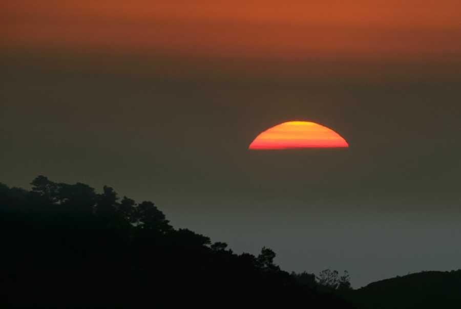 Soberanes sun