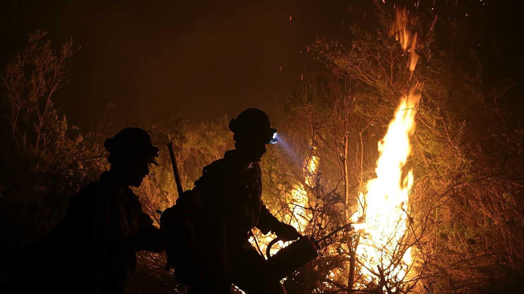 Soberanes Fire - Photo by Matthew Henderson